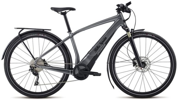 Bike Rental Madrid Electric Bike Turbo Vado