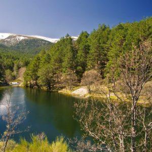Private Bike Day Tour Mountains Madrid